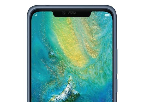 Ny bild på Huawei Mate 20 Pro dyker upp