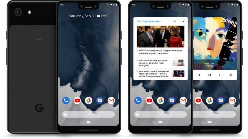 Google Pixel 3-telefonerna kommer med ny funktion