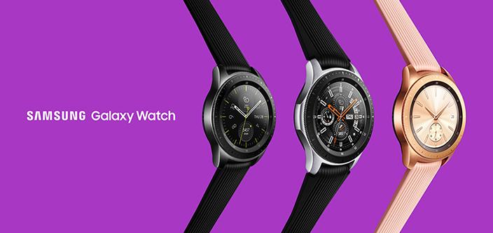 Ny uppdatering till Samsung Galaxy Watch ska ge klockan bättre batteritid