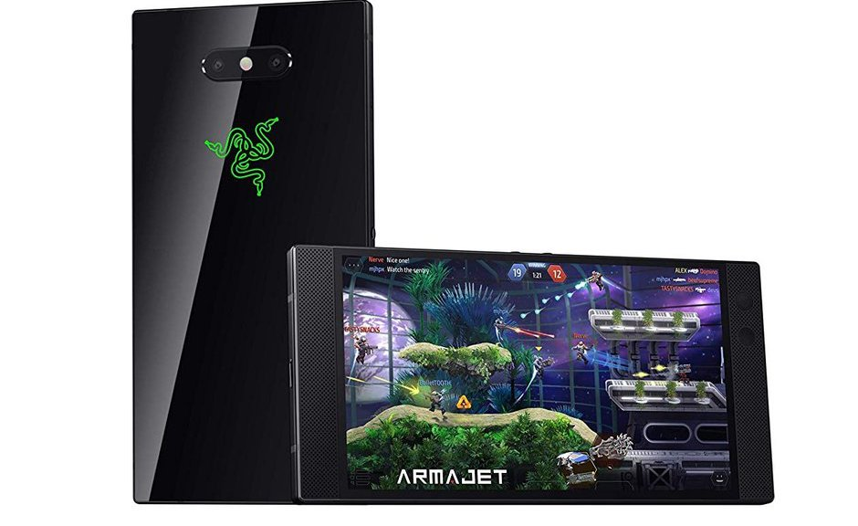 Marques Brownlee snackar Razer Phone 2
