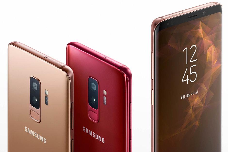 Samsung Galaxy S10 ser ut att bli tillgänglig i sex färger!