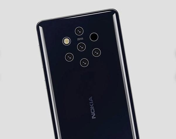 Ny bild publiceras på Nokia 9