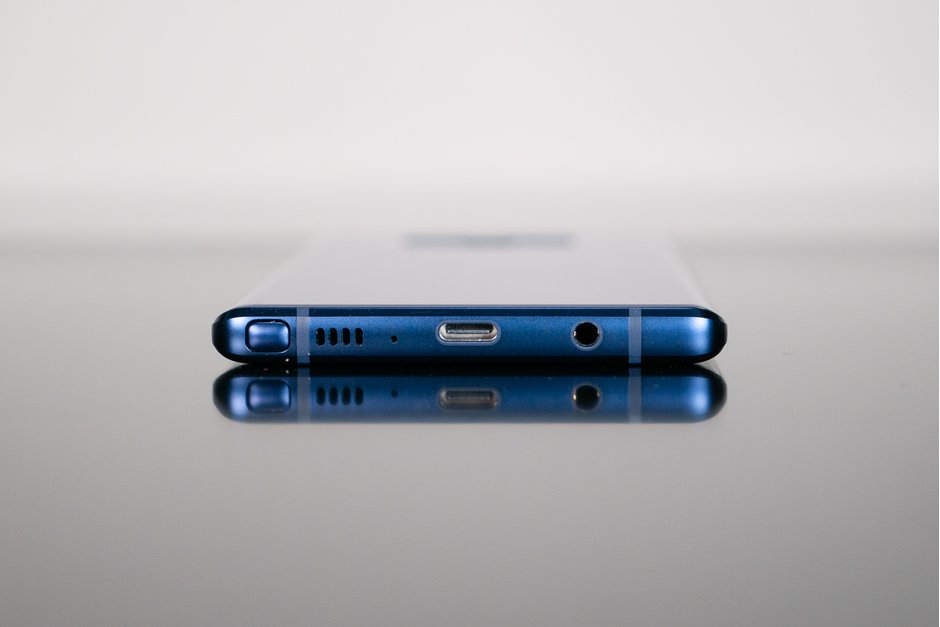Rykte: Samsung Galaxy Note 10 saknar ett hörlursuttag