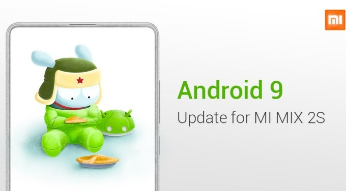 Xiaomi Mi Mix 2S erhåller Android 9 Pie