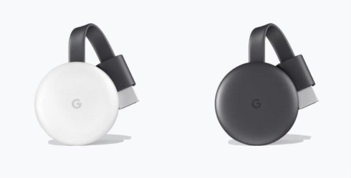 Chromecast finns nu i lager hos många återförsäljare