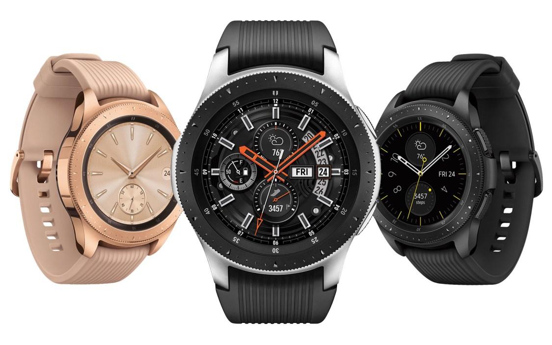 Nästa Samsung Galaxy Watch kan bli av hybrid-typ