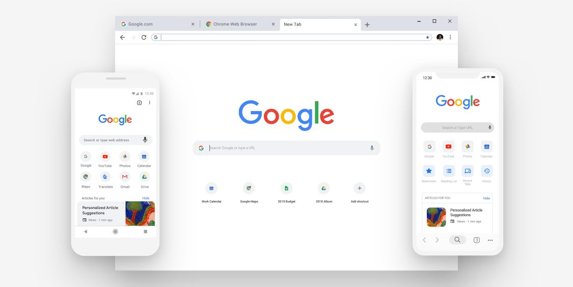 Google uppdaterar Chrome