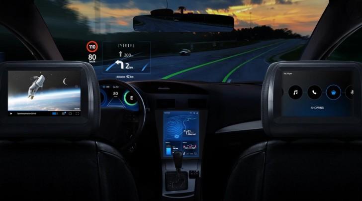 Samsung ISOCELL kommer till fordon