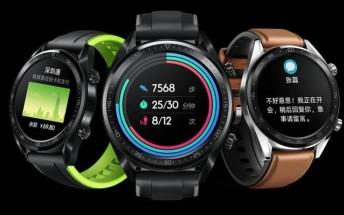 Huawei Watch GT presenteras