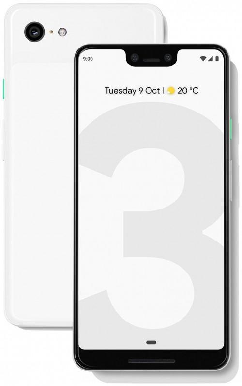 Ny pressbild publiceras på Pixel 3 XL