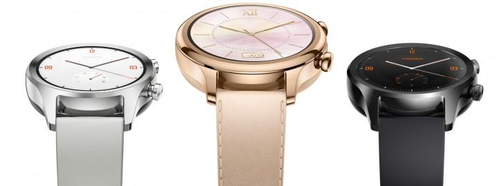 Här är den prisvärda Wear OS klockan Mobvoi Ticwatch C2