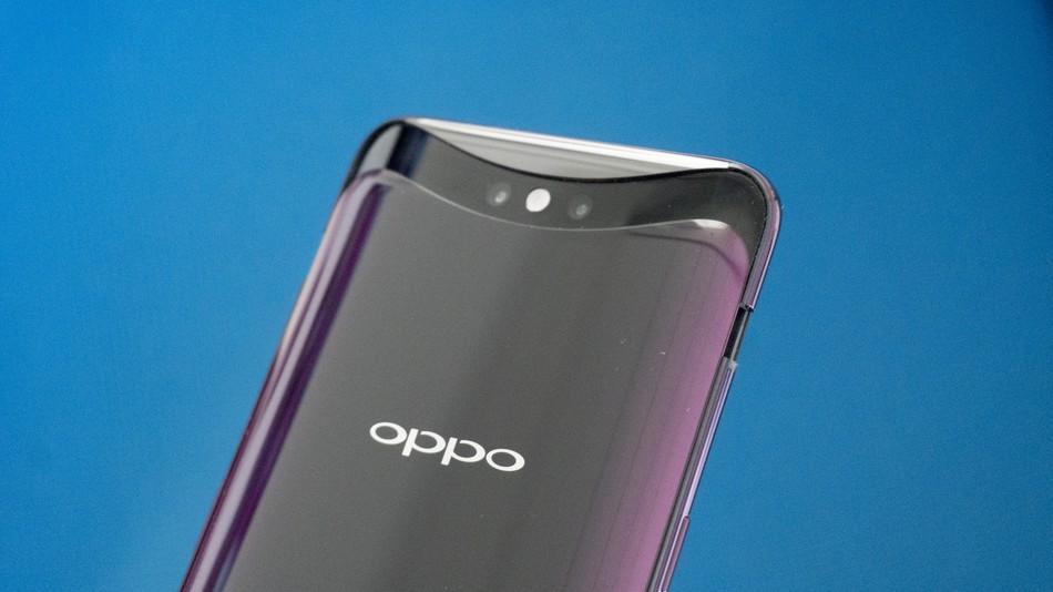 OPPO tar patent på snabb trådlös QI-laddning