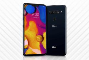 LG V40 ThinQ får en uppdatering som fixar kamerorna