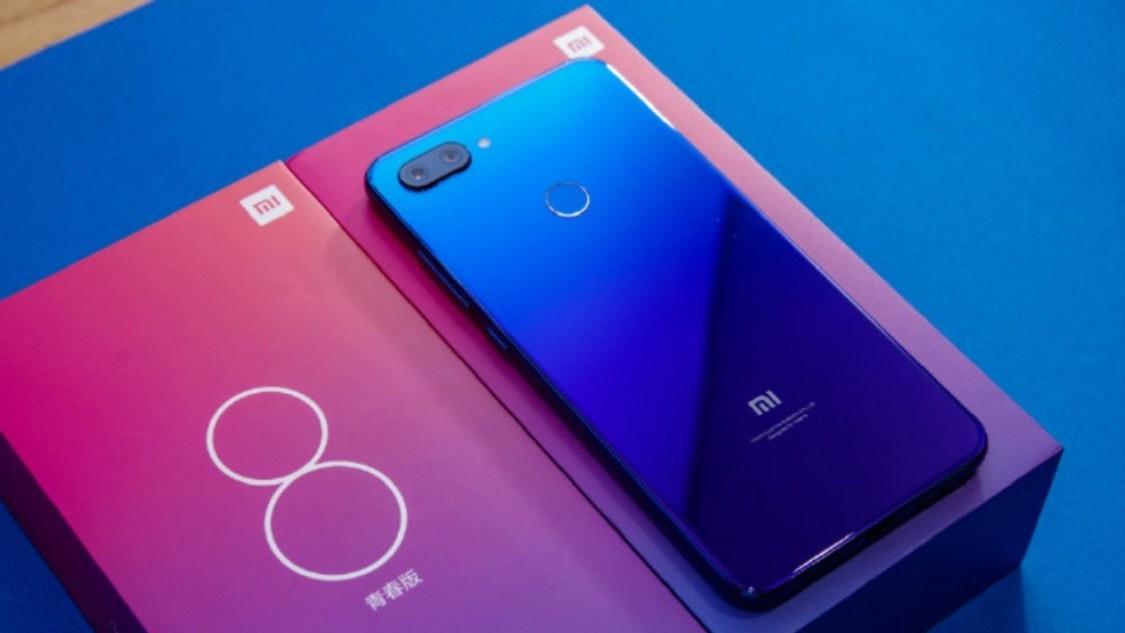 Xiaomi Mi 8 Lite kommer till Europa