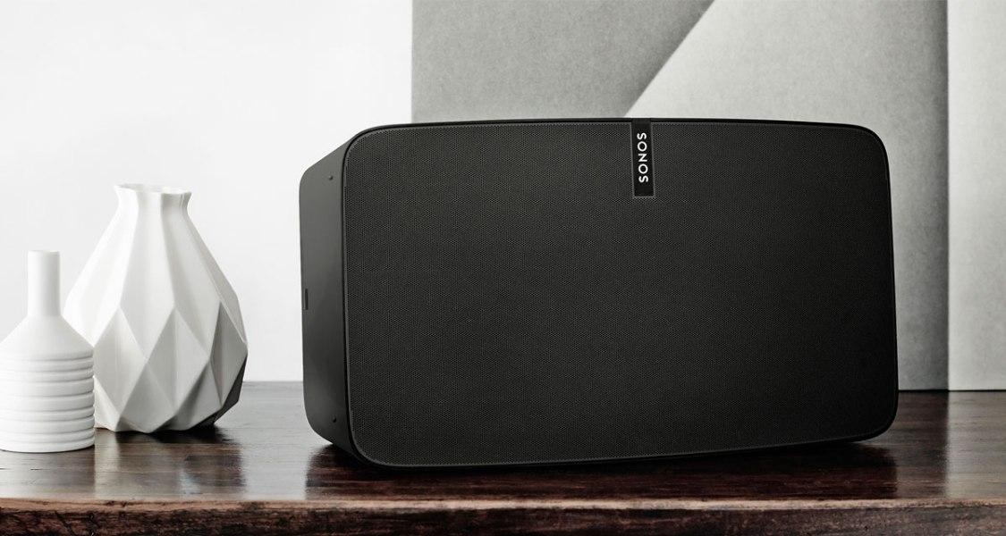 Sonos kan nu uppdatera automatiskt