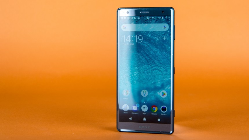 Xperia XZ2 erhåller Android 9 Pie