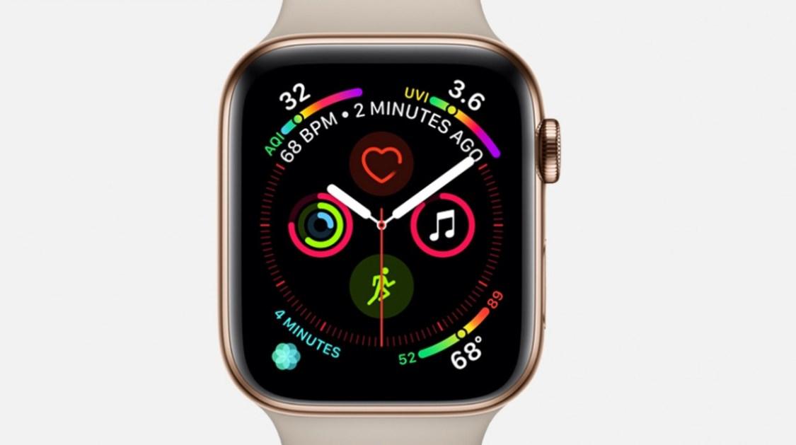 Apple Watch kan få kamera i framtiden