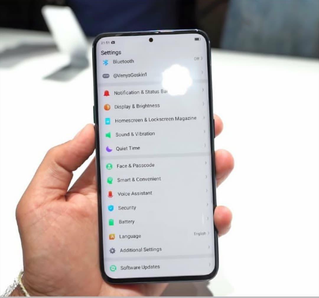 Ny konceptbild publiceras på Samsung Galaxy S10