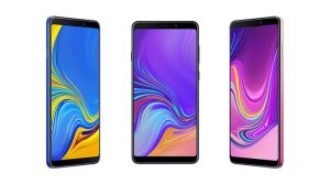 Nästa års Samsung Galaxy A-serie kan levereras med LCD-displayer