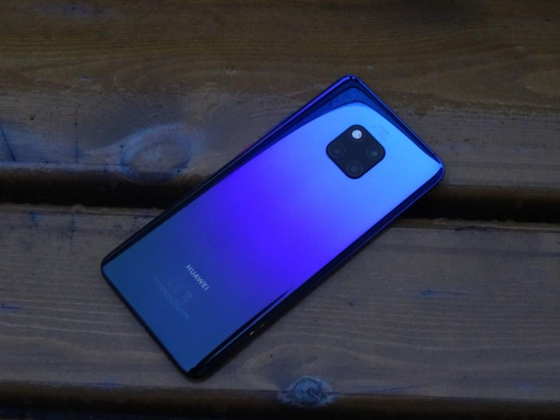 Huawei Mate 20 Pro har fortsatt problem med 3D Face Unlock!