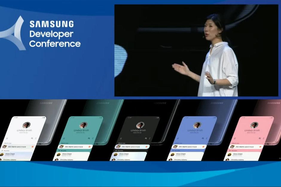 Samsung Galaxy S10 ser ut att bli tillgänglig i de nya färgerna rosa, blått och grönt