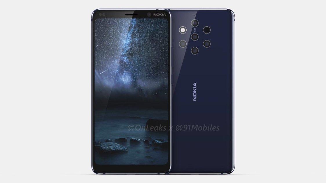 Nya uppgifter: Nokia 9 lanseras före MWC