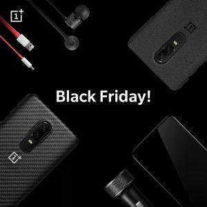 OnePlus förbereder sig inför Black Friday