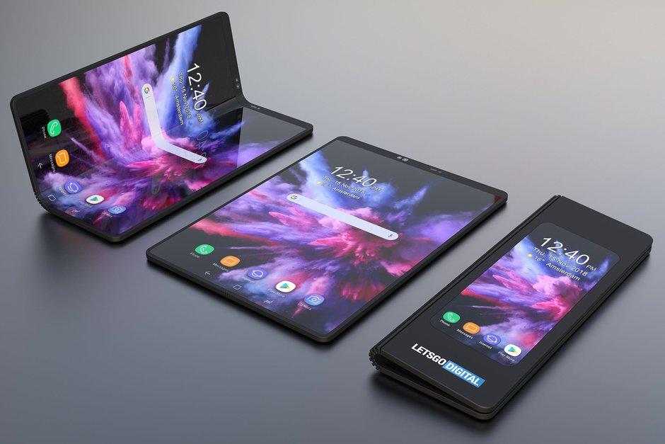 Så här kan Samsung Galaxy F1 se ut som slutlig produkt
