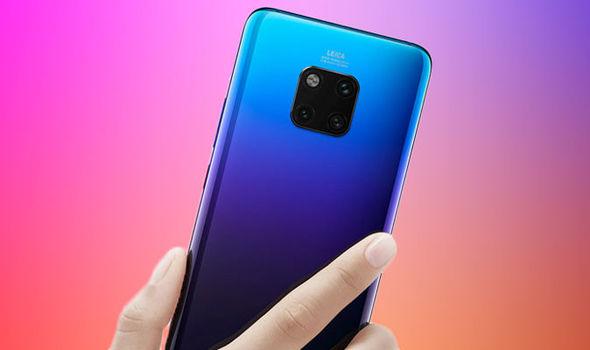 Huawei Mate 20 Pro börjar säljas i USA