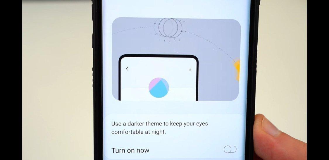 Samsung Galaxy S10 kan komma att få en fingeravtrycksläsare över halva displayen!