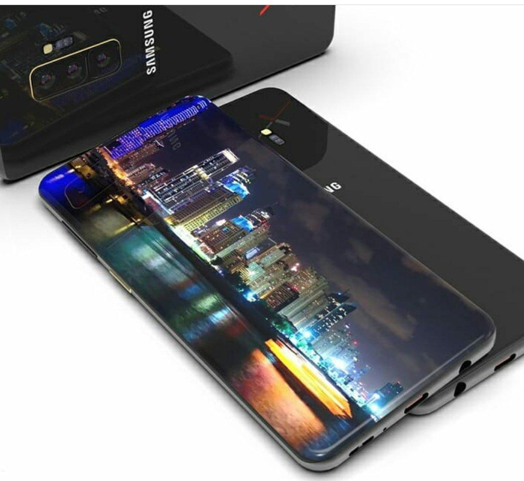 Kan Samsung Galaxy S10 se ut såhär?