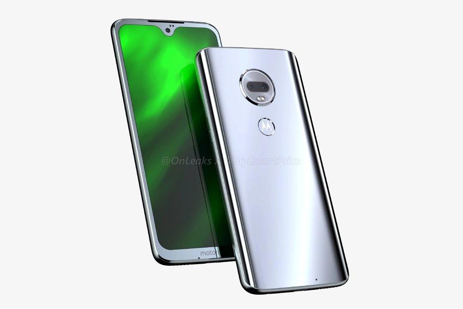 Motorola Moto G7 är nära tillkännagivande!