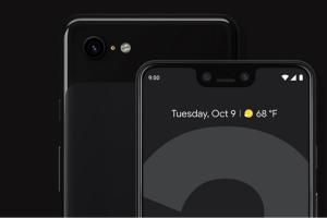 Flimmrande displayer hos Google Pixel 3 XL