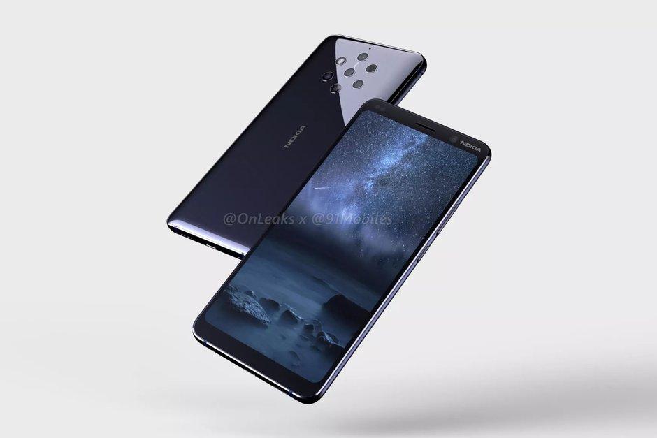 Ny bild på Nokia 9!