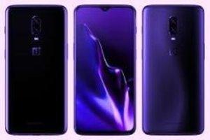 """OnePlus 6T presenteras i färgen """"Thunder Purple"""" inom kort, sägs bli tillgänglig för köp 30 november"""