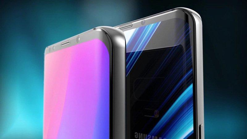 """""""Samsung Galaxy S10 är färdigutvecklad"""""""