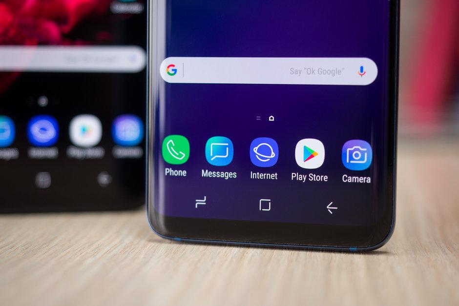 Samsung Experience 10.0 kommer som beta den här veckan till Galaxy S9 och S9+