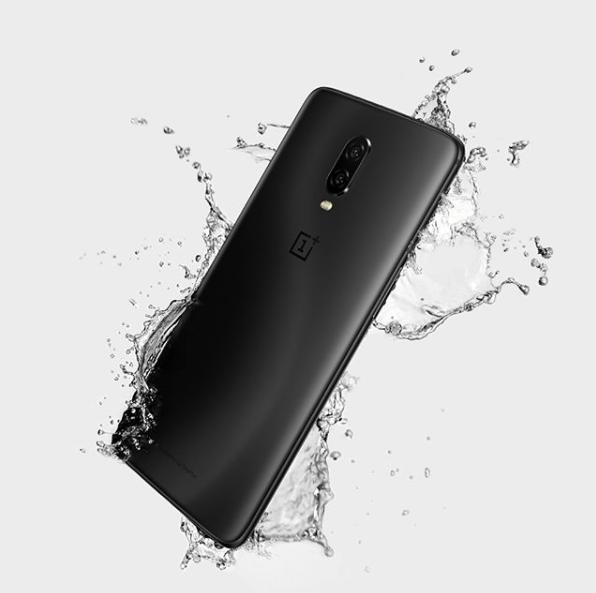 """OnePlus har förbättrat vattentåligheten i """"6T"""""""