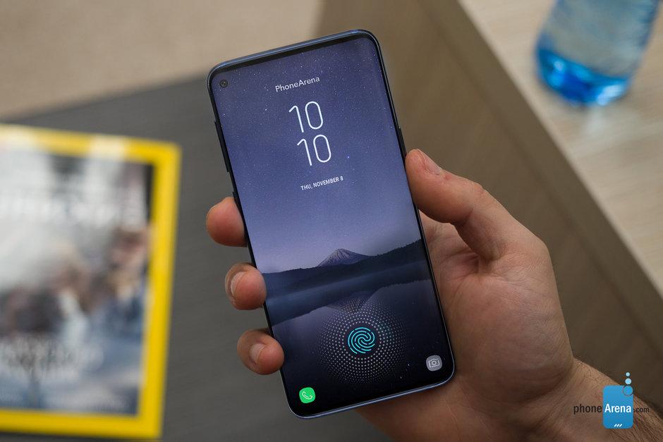 Samsung Galaxy S10+ närmar sig dagens ljus!