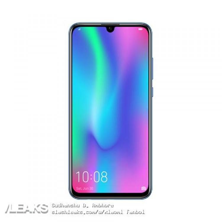 Bilder på Huawei Honor 10 Lite läcker ut på nätet!