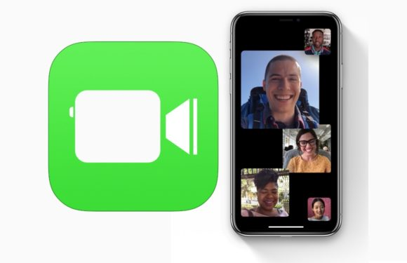 Apple visar upp grupp FaceTime i ny video