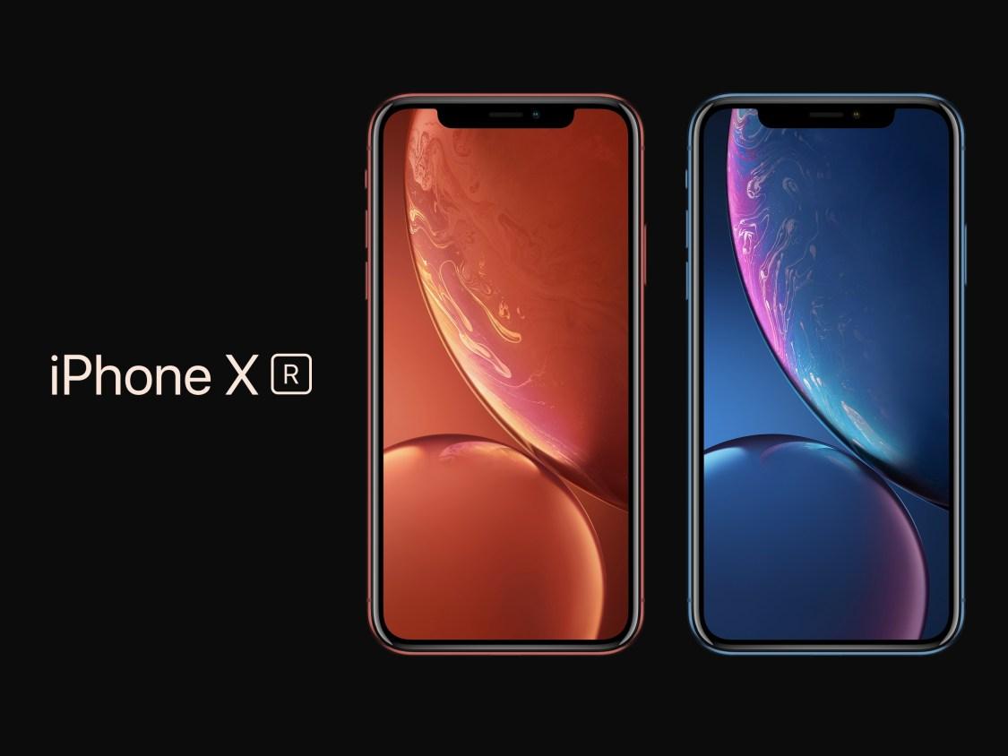 Apple drar ner på tillverkningen av iPhone XR