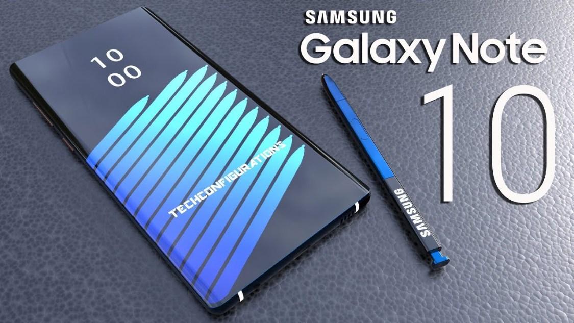 Samsung Galaxy Note 10 kommer antagligen få ställbar upplösning