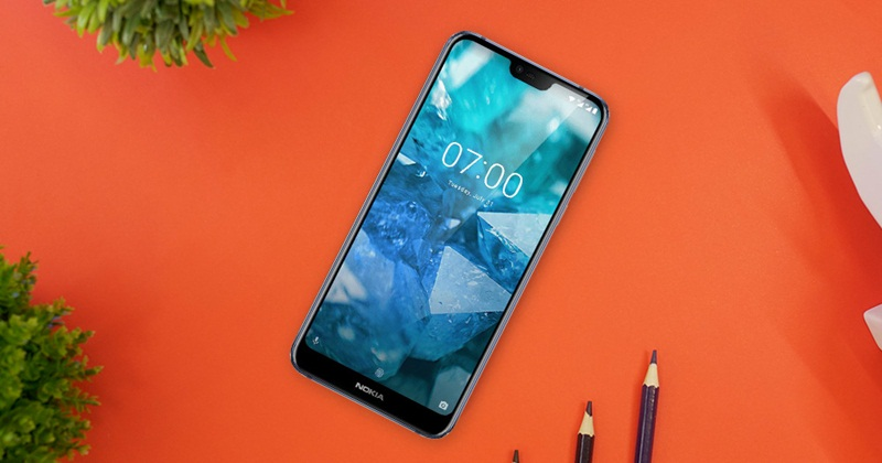 Nokia 7.1 börjar säljas 5 november, kostar 3990 kronor