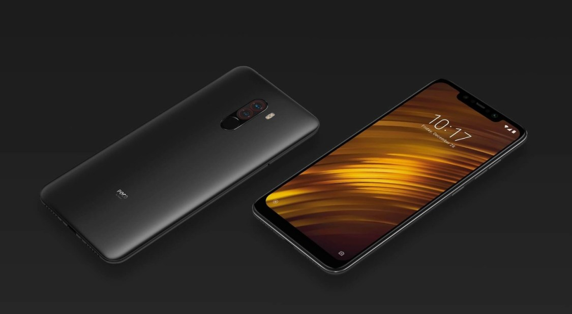 Xiaomi PocoPhone F1 erhåller MIUI 10