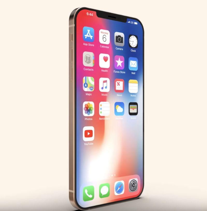 Är det här 2019 års iPhone?
