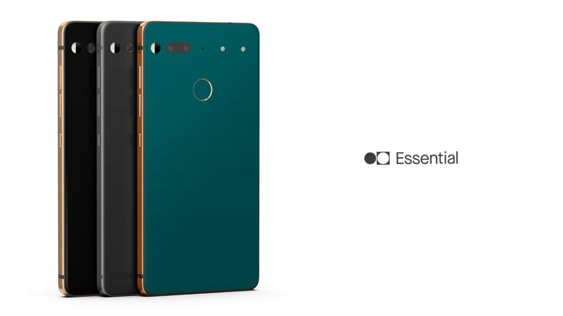 Essentail Phone går inte längre att köpa från företagets hemsida – nu kan en uppföljare med Qualcomm Snapdragon 855 vara på ingång