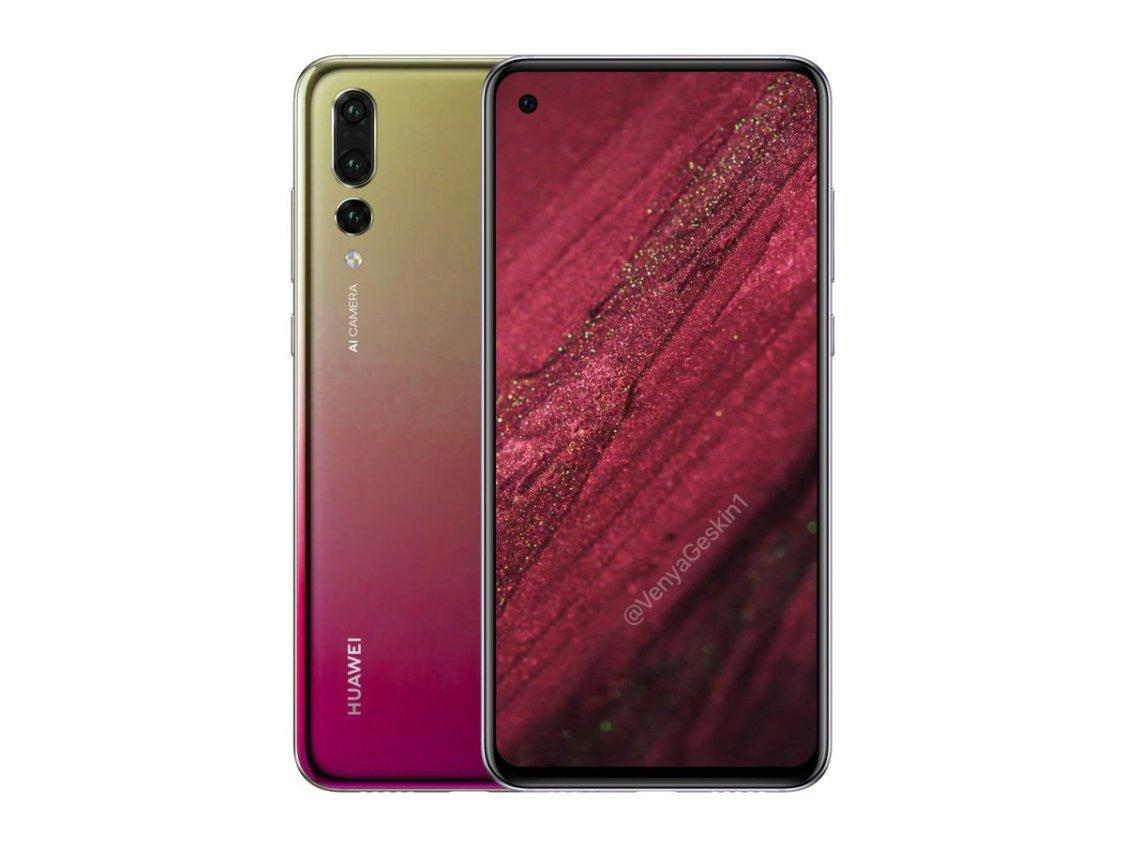 Huawei släpper teaser för Nova 4