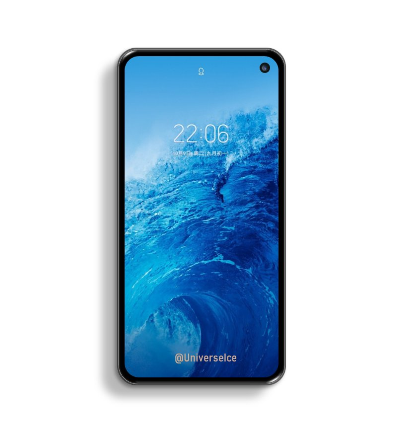 Ny bild kan visa Samsung Galaxy S10 Lite