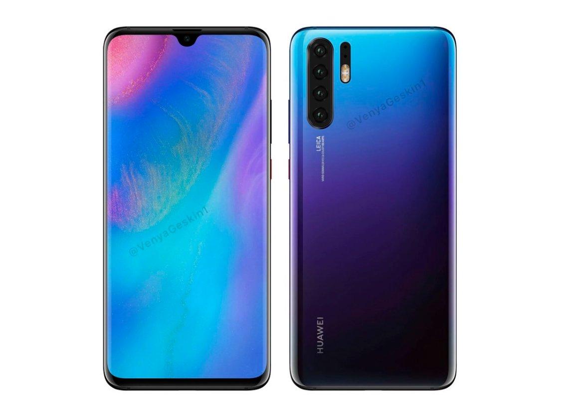 Är det här Huawei P30 Pro?